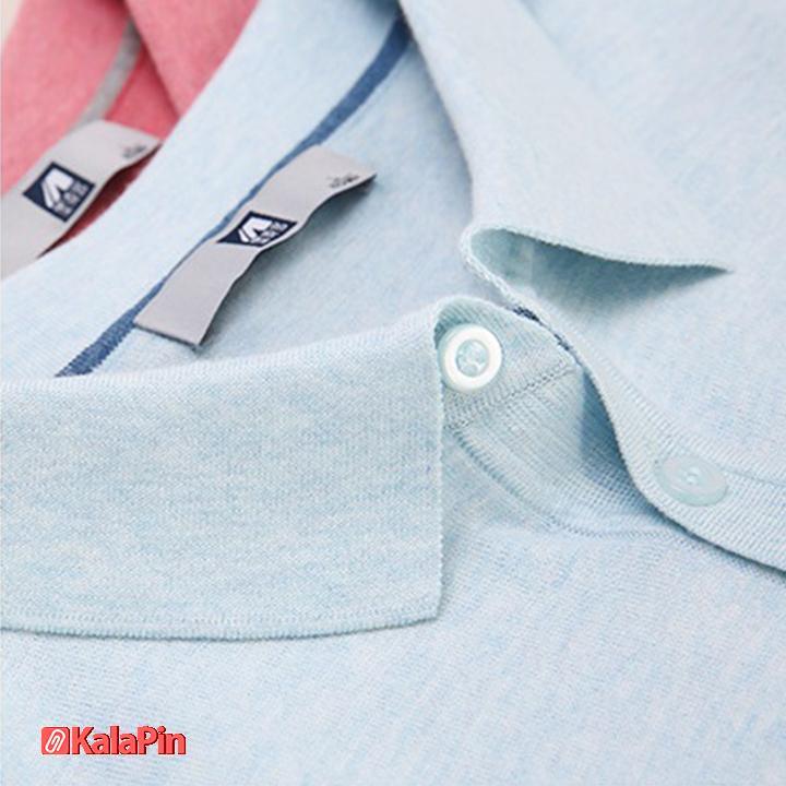 تی شرت یقه دار مردانه