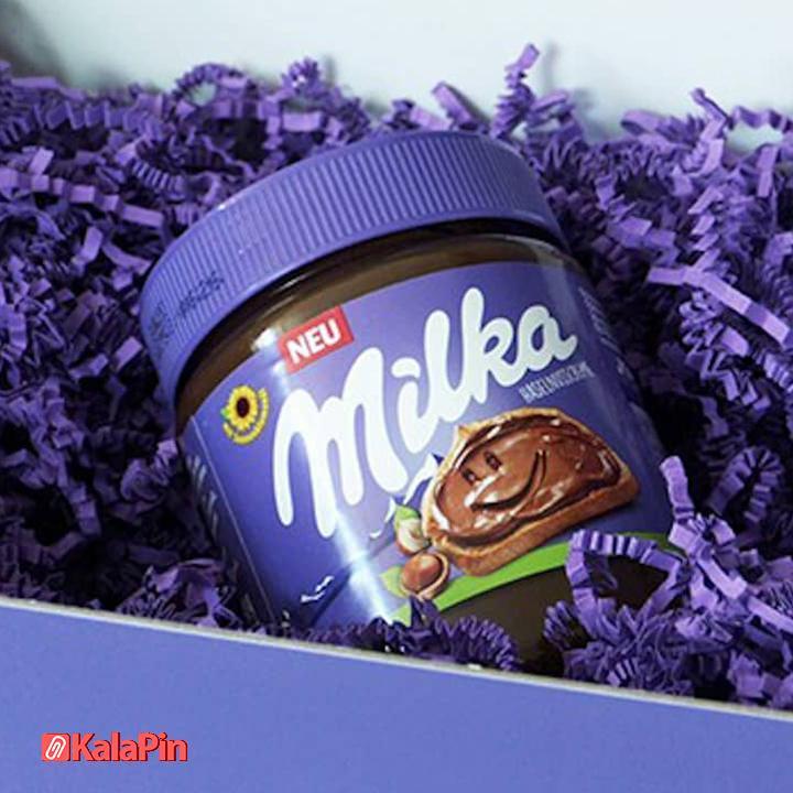 شکلات صبحانه میلکا milka وزن 350 گرمی