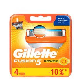 تیغ یدک 4 عددی ژیلت فیوژن پاور Gillette Fusion Power