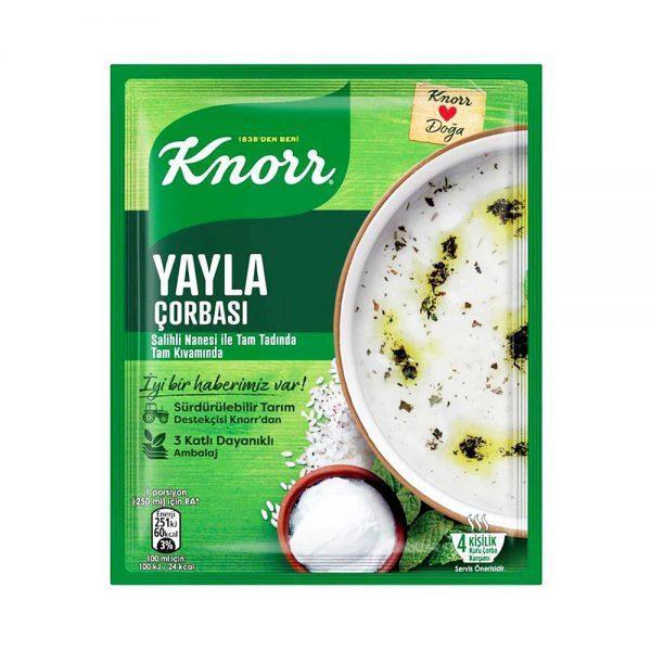 سوپ گیاهان کوهی معطر کنور KnorrKnorr aromatic herb soup