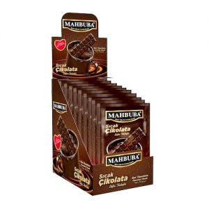 شکلات داغ محبوبا 12 عددیMahboba Hot chocolate 12 pieces