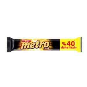 شکلات مترو کرم کاراملی وزن 50 گرمMetro Chocolate