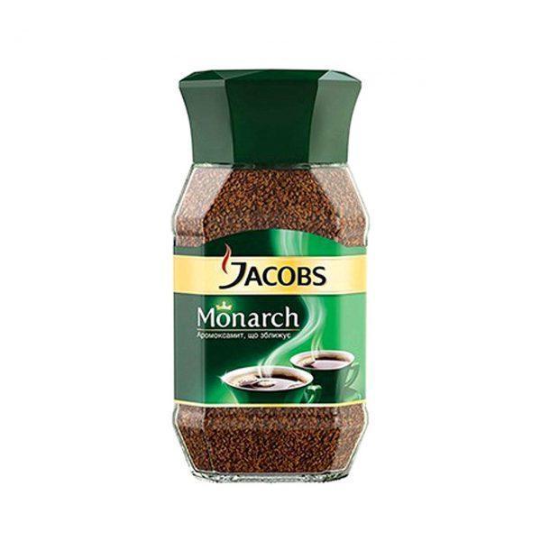 قهوه فوری جاکوبز JACOBS مدل مونارک 50 گرمی