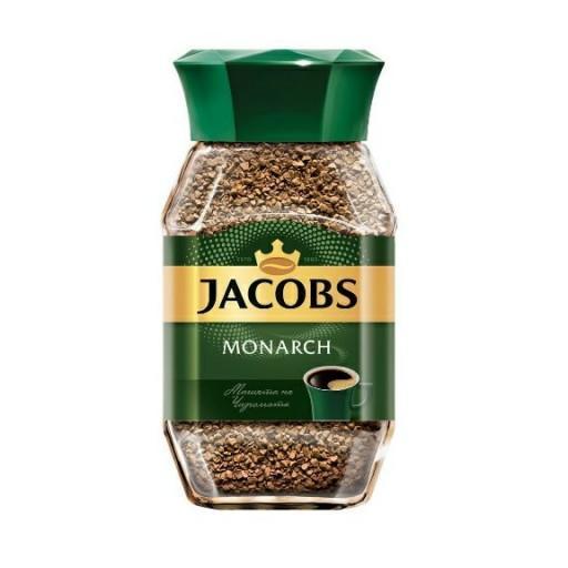 قهوه فوری جاکوبز JACOBS مدل مونارک 200 گرم