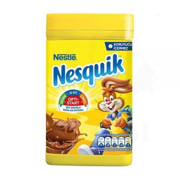 پودر شیر کاکائو نسکوئیک 420 گرمیNesquik cocoa milk powder 420 g