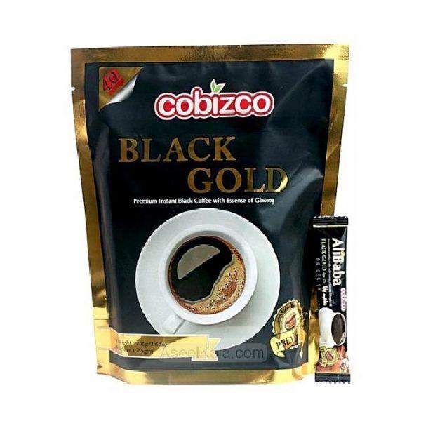 پودر قهوه فوری مدل بلک گلد