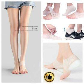 جوراب سیلیکونی افزایش قد