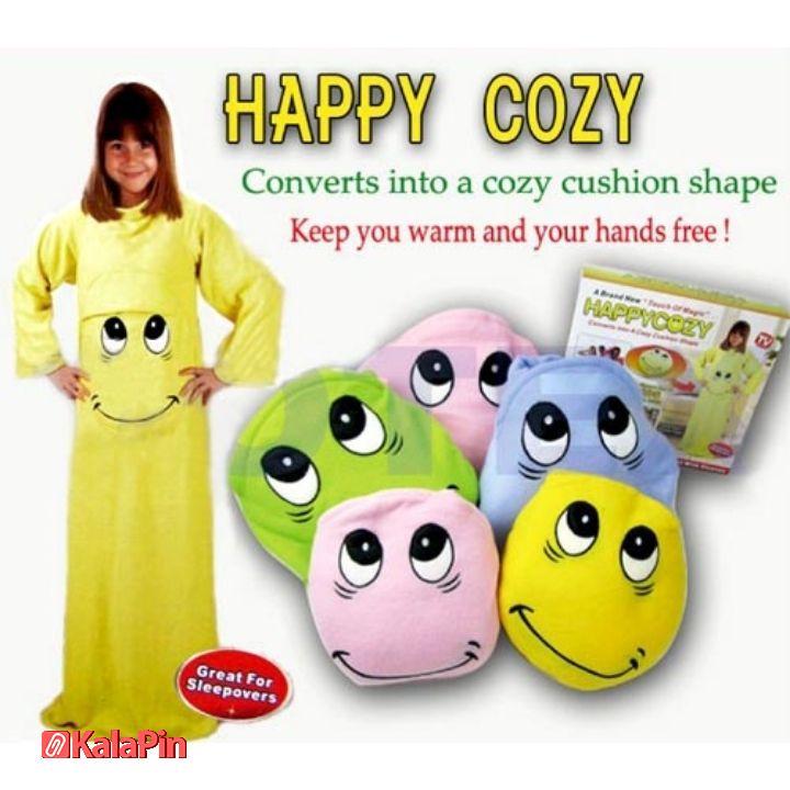پتو آستین دار کودک هپی کوزی Happy Cozy