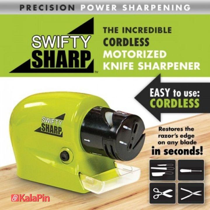 چاقو تیزکن برقی Swifty sharp