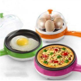 تابه و تخم مرغ پز برقی چند کاره