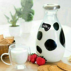 بطری شیر کامبوجی