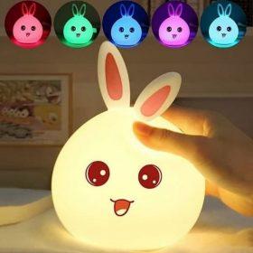 چراغ خواب فانتزی مدل خرگوش